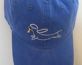 Gilmore the Dachshund Cap