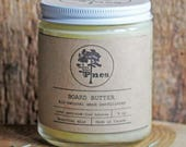 All-Natural Board Butter - natural - organic - beeswax - wood conditioner - cutting board - charcuterie - home - small batch