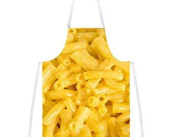 Mac and Cheese All Over Apron