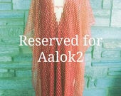Reserved for Aalok2