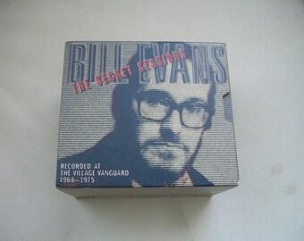 "Bill Evans ""The Secret Sessions"" Box Set CD's"