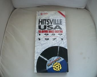 """Hitsville USA """"The Motown Singles Collection 1959-1971"""" Box Set CD's"""