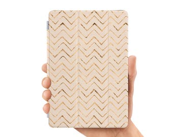 pro 9.7 case ipad air case smart case cover for ipad mini air 1 2 3 4 5 6 pro 9.7 12.9 retina display gold wave pattern