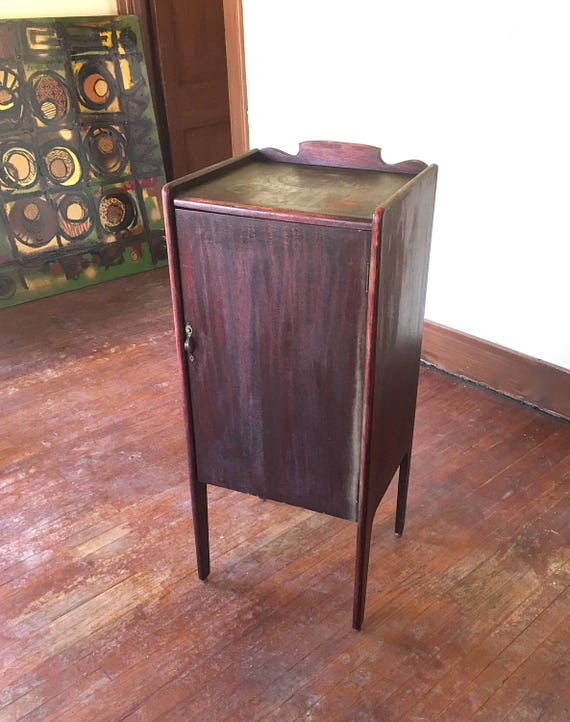 Vintage Sheet Music Cabinet FREE DOMESTIC SHIPPING Tonk