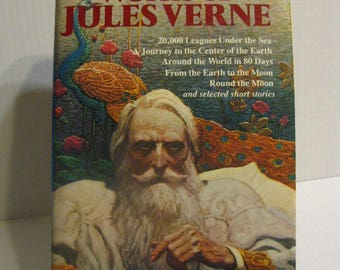 The Works of Jules Verne edited by Claire Booss