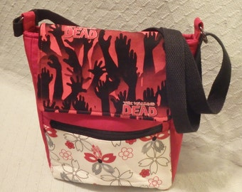 Walking Dead Crossbody