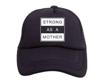 Strong as a Mother Trucker