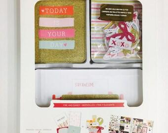 Becky Higgins® Project Life® Dear Lizzy Value Kit, Fine & Dandy