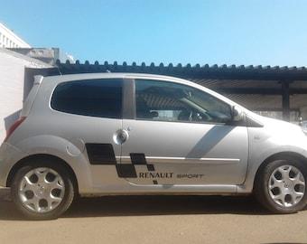"""Decals set """"Renault Sport"""""""