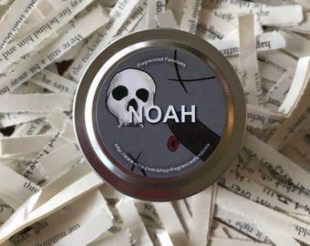 Noah Czerny | 2oz soy candle | The Raven Cycle