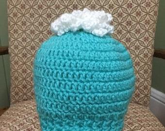 Ponytail hat Messy Bun Hat