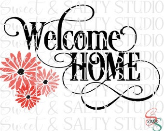 welcome home digital file