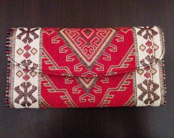 Women's wallet - Armenian Taraz - Armenian Handmade