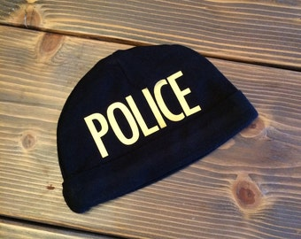 Police Baby Hat, Police Officer Hat Hat, police shirt