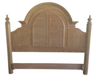 Drexel Queen Cottage Headboard, Drexel Furniture.