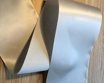 Single Faced Satin Ribbon 100mm wide