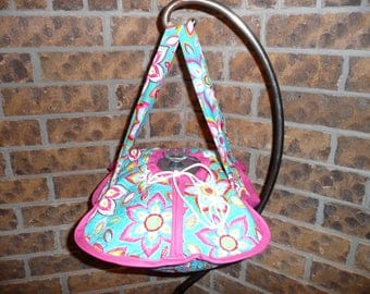 Casserole Carrier, Hot Dish Carrier, Quilted, Potluck Carrier, Food Carrier, Oval Casserole Carrier, 4 QT