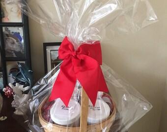 Laundry Soap Gift Basket