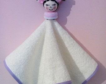 Fofucha Japanese hand towel