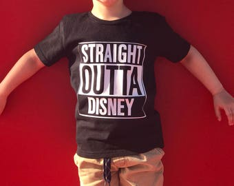Straight outta Disney