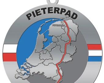 Pieterpad Medal