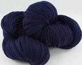 Verglas Sweater, Knitting Kit, Eggplant