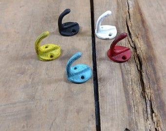 Cast Iron Mini Hook