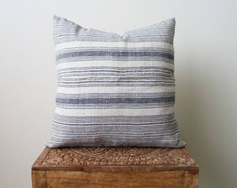 18x18 inch Hmong pillow cover