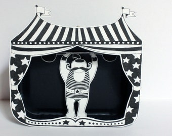 Lifter - circus series