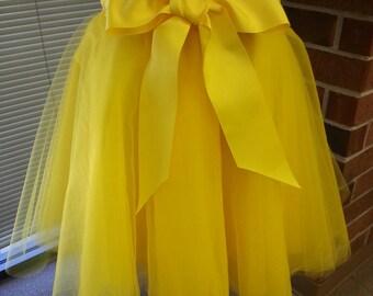 Custom Lined Tutu Skirt