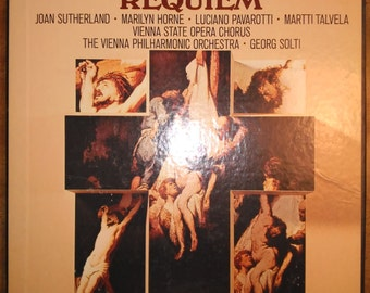 Various Artists - Verdi Requiem OS-26070 Vinyl Record 2LP 1968
