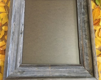 11 x 14 inch Barn Wood Picture Frame