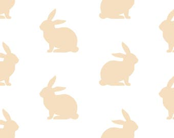 Bunny Stickers~ Rabbit Decals~ Bunny Decals ~ Wall Stickers~ Nursery Decor ~ Easter Decor ~ Easter Spring Decorations~ Nursery Wall Stickers