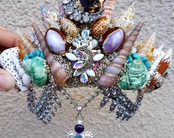 Rainbow Moon Festival Crown