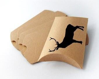 Christmas pillow box | Etsy