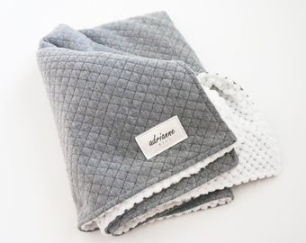 baby blanket quilt baby blanket receiving blanket baby shower gift soft baby