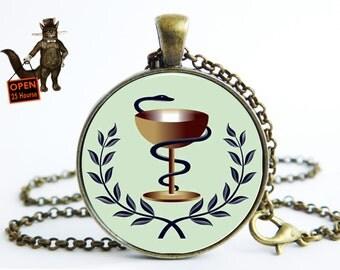 Medical pendant | Etsy | {Sanitäter symbol 65}