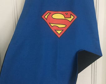 Superhero Boys Cape