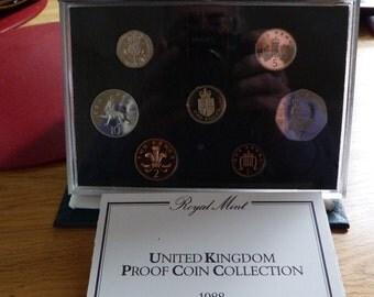 1988 coin collection