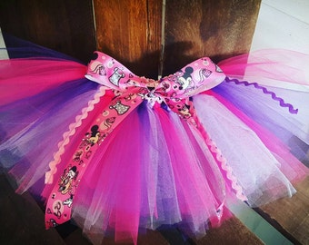 Mini Mouse TUTU with Headband