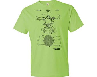Charcoal Barbecue Grill BBQ T-Shirt Patent Art Gift, Charcoal Cooker, Charcoal Grill, Bbq Grill, Grill Patent, Grill Design, Cook Gift