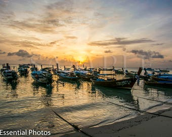 Sunrise on Phi Phi Island Thailand