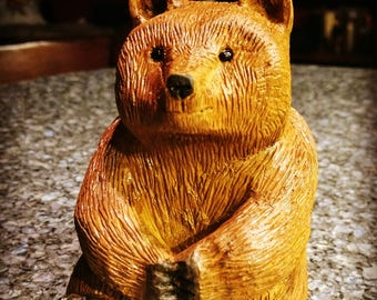 Serenity the Brown Bear