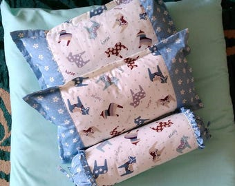 Horse Toddler Bedding Set