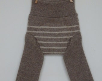 Cashmere panties / diaper cover / soakers for newborns
