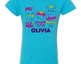 NUM NOMS Birthday T-Shirt