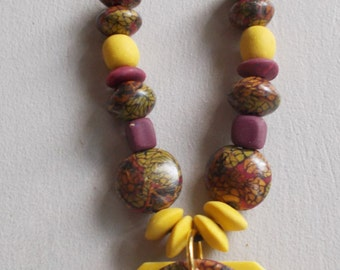 crew neck collar. BOUBOU 2016 collection