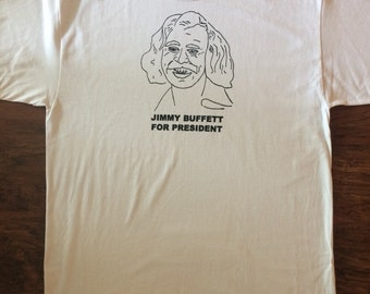 Jimmy Buffett 4 Prez 2016