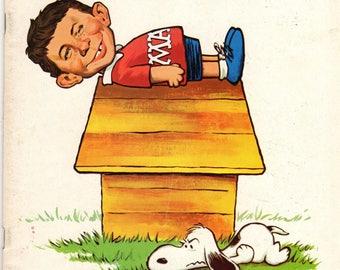 MAD Magazine #138 Peanuts Snoopy Satire October 1970 Issue