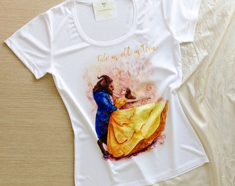 Tale as old as time / Beauty and the Beast 2017 / Women's t-shirt